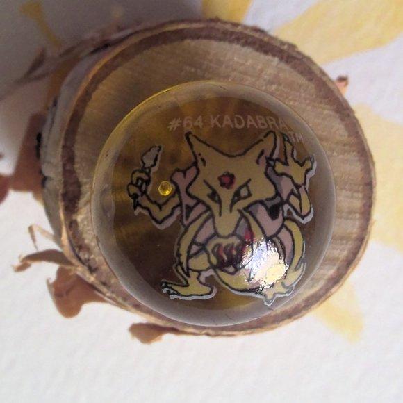 Vintage Pokémon Marble Lot #86 #13 #84 #51 #64 Hol